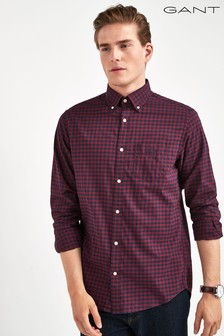 GANT Winter Buffalo Check Regular Shirt