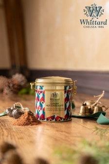 Whittard Of Chelsea Luxury Hot Chocolate Cliptop Tin