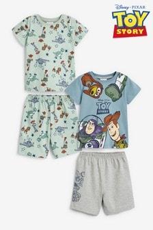 2 Pack Short Pyjamas (9mths-8yrs)
