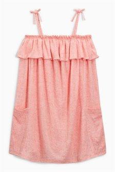 Sukienka z dzerseju (3-16 m-cy)
