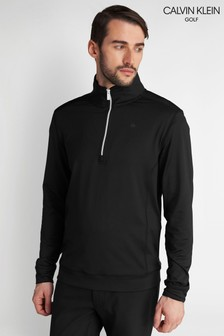 Calvin Klein Golf Orbit Half Zip Jumper