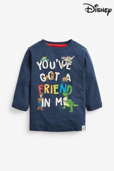 Disney™ Toy Story Friends Jersey Long Sleeve T-Shirt (3mths-8yrs)