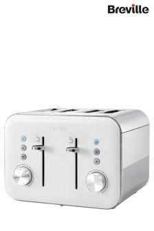 Breville High Gloss 4 Slot Toaster