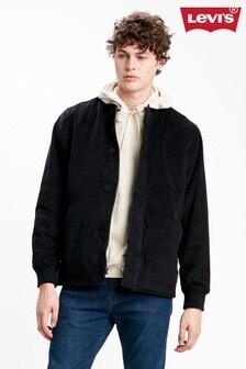 Levi's® Black Cord Bomber Jacket