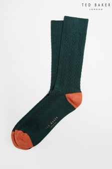 Ted Baker Balwin Textured Socks