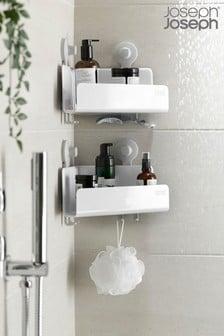 Set of 2 Joseph Joseph EasyStore Corner Shower Caddy