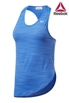 Reebok Blue Workout Ready Tank