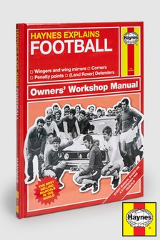Haynes Football Book