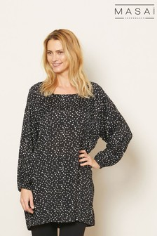 Masai Black Ge Tunic