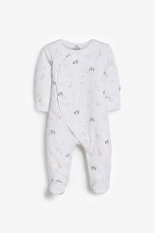 Character Wadded Sleepsuit (0-18mths)
