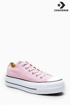 Converse Pink All Star Lift