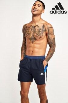 adidas Ink Colourblock Swim Shorts
