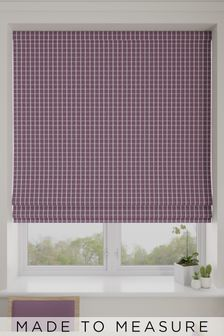 Malvern Made To Measure Roman Blind