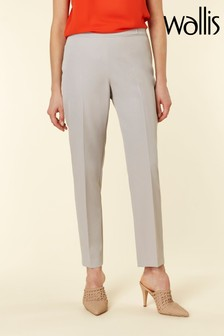 Wallis Grey Sienna Tapered Trouser