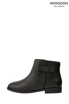 Monsoon Chrissy Smart Bow Boots