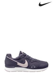 Nike Navy/Silver Venture Runner Trainers