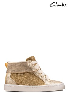 Clarks Gold City Oasis HT Boots