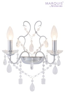 Marquis By Waterford Annalee 2 Light Wall Light