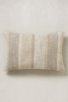 Country Luxe Jacquard Stripe Cushion