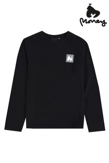 Money Block Ape Long Sleeve T-Shirt