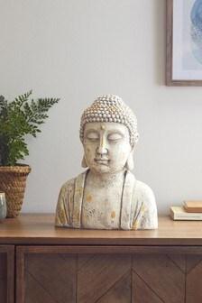 Natural Buddha Head Ornament