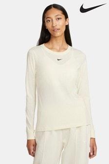 Nike Essential Pale Long Sleeve T-Shirt