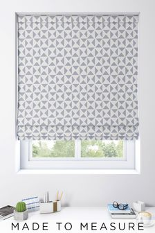 Monde Made To Measure Roman Blind