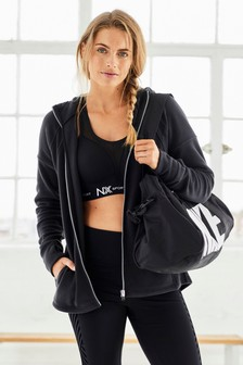 Zip Through Fleece Top