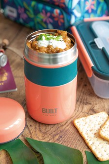 BUILT Tropics 490ml Food Flask