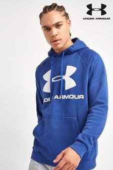 Under Armour Logo Rival Hoody
