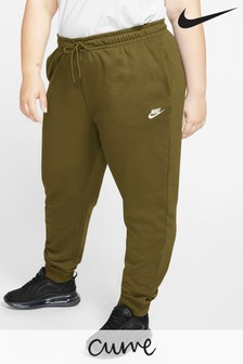 Nike Curve Olive Essential Joggers