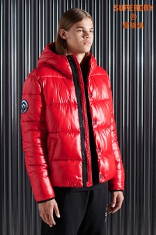 Superdry High Shine Padded Jacket