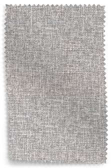 Tweedy Blend Light Silver Upholstery Fabric Sample