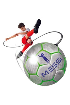 Messi Silver Limited Edition Pro Training Football