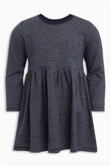 Long Sleeve Jersey Dress (3mths-6yrs)