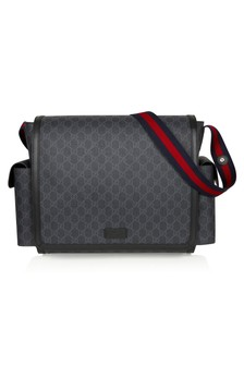 GUCCI Kids Black Changing Bag