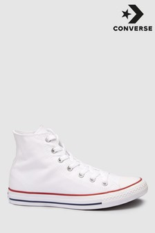 Next Multi Canvas High Top Trainers 9
