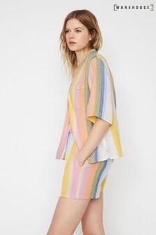 Warehouse Rainbow Pyjama Short