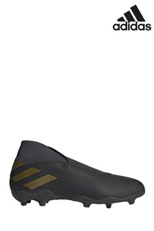 adidas Dark Motion Nemeziz Laceless P3 Firm Ground Football Boots