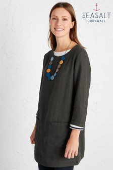 Seasalt Grey Porthmeor Cove Tunic