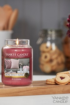 Yankee Candle Classic Large Home Sweet Home Candle