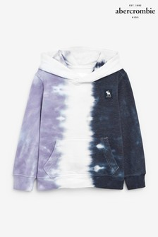 Abercrombie & Fitch Dye Effect Hoodie