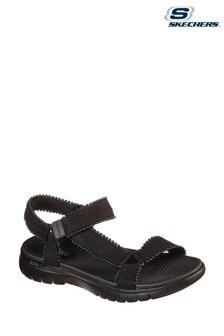 Skechers® Black On-The-Go Flex Sandals