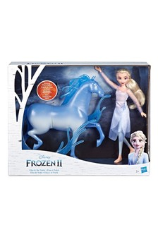 Disney™ Frozen 2 Elsa Fashion Doll & Nokk Figure