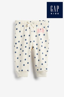 Gap White Pull-On Trousers