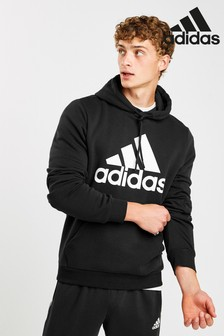 adidas Must Have Badge Of Sport Fleece Pullover Hoody