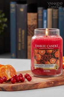 Yankee Candle Classic Large Mandarin Cranberry Candle