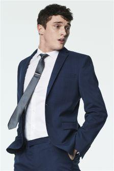 Slim Fit Machine Washable Performance Suit: Jacket