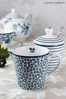 Laura Ashley Blueprint Collectables Milk Jug and Sugar Set
