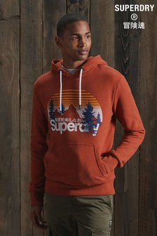 Superdry Core Logo Wilderness Hoody